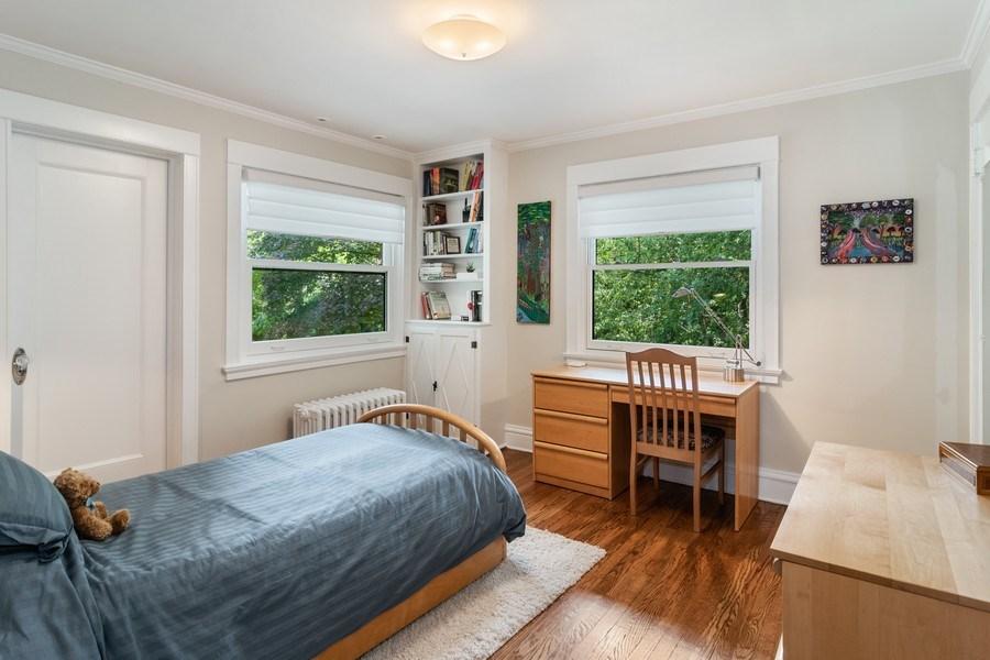 Real Estate Photography - 540 Linden, Oak Park, IL, 60302 - 3rd Bedroom