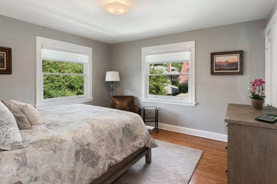 Real Estate Photography - 540 Linden, Oak Park, IL, 60302 - 2nd Bedroom