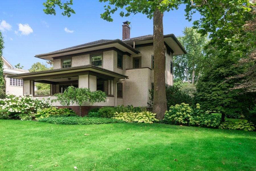 Real Estate Photography - 540 Linden, Oak Park, IL, 60302 - Front View