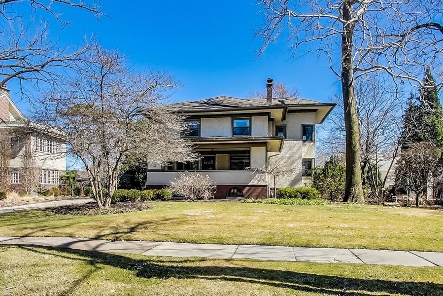 Real Estate Photography - 540 Linden, Oak Park, IL, 60302 -