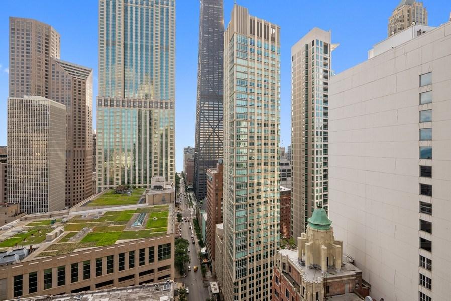 Real Estate Photography - 10 E Delaware Pl, 27B, Chicago, IL, 60611 - View