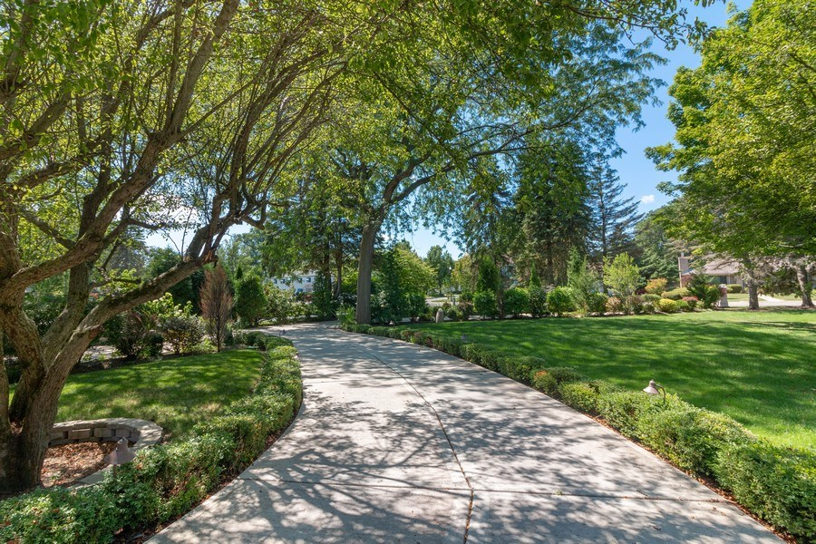 Real Estate Photography - 3411 Michigan Blvd, Racine, WI, 53402 - Driveway