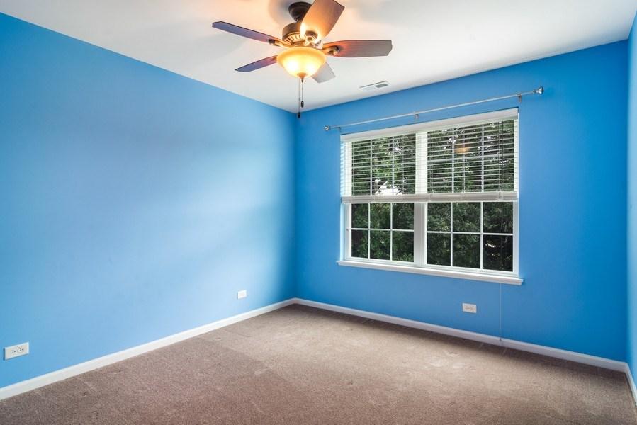 Real Estate Photography - 1017 Galena, volo, IL, 60073 - 3rd Bedroom