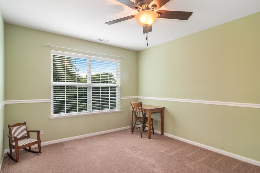 Real Estate Photography - 1017 Galena, volo, IL, 60073 - 4th Bedroom