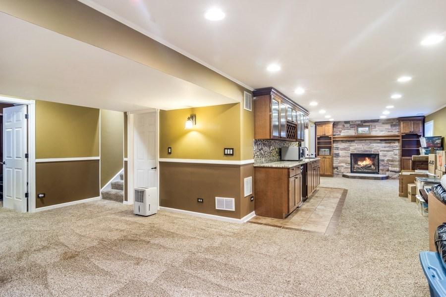 Real Estate Photography - 1017 Galena, volo, IL, 60073 - Lower Level