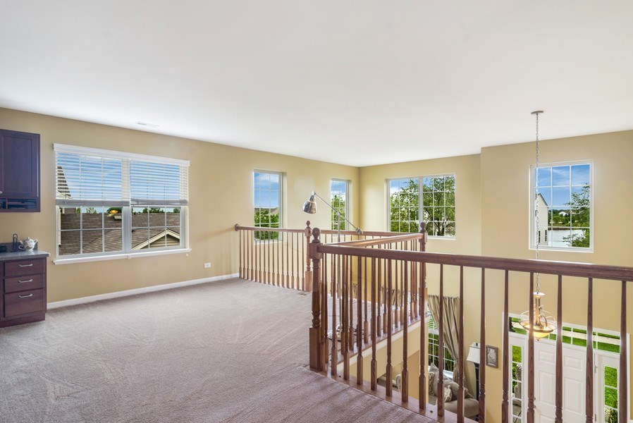 Real Estate Photography - 1017 Galena, volo, IL, 60073 - 2nd Floor