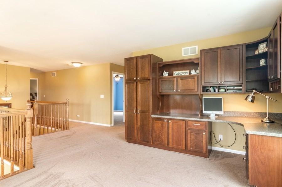 Real Estate Photography - 1017 Galena, volo, IL, 60073 - Loft