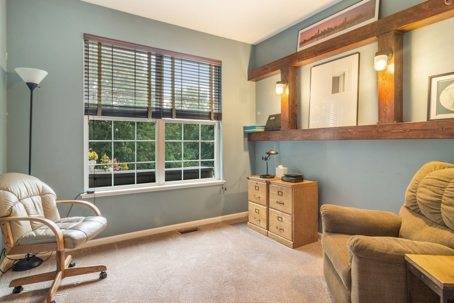 Real Estate Photography - 1017 Galena, volo, IL, 60073 - Office
