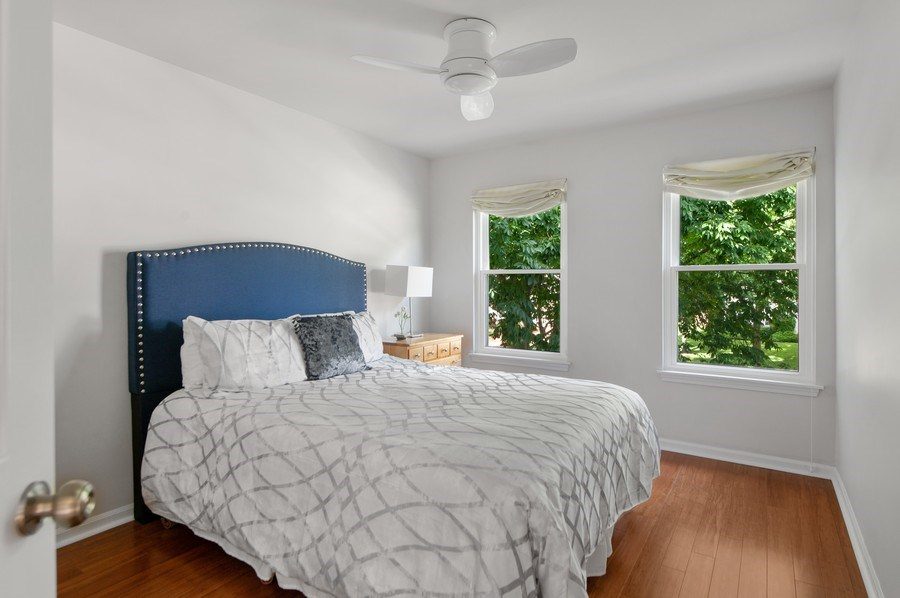 Real Estate Photography - 725 W Trail North, Grayslake, IL, 60030 - 2nd Bedroom