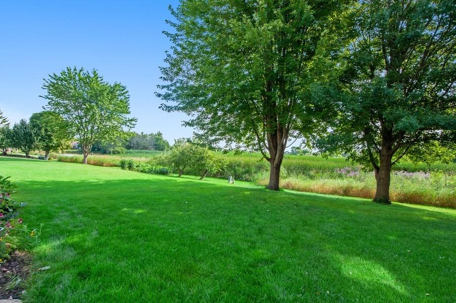 Real Estate Photography - 725 W Trail North, Grayslake, IL, 60030 - Back Yard