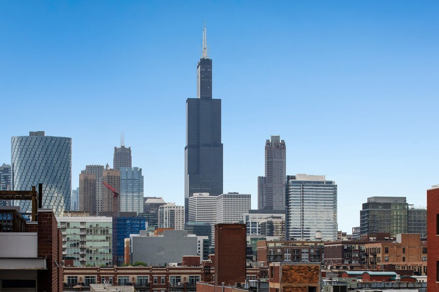 Real Estate Photography - 1200 W. Monroe St, 602, Chicago, IL, 60607 - View