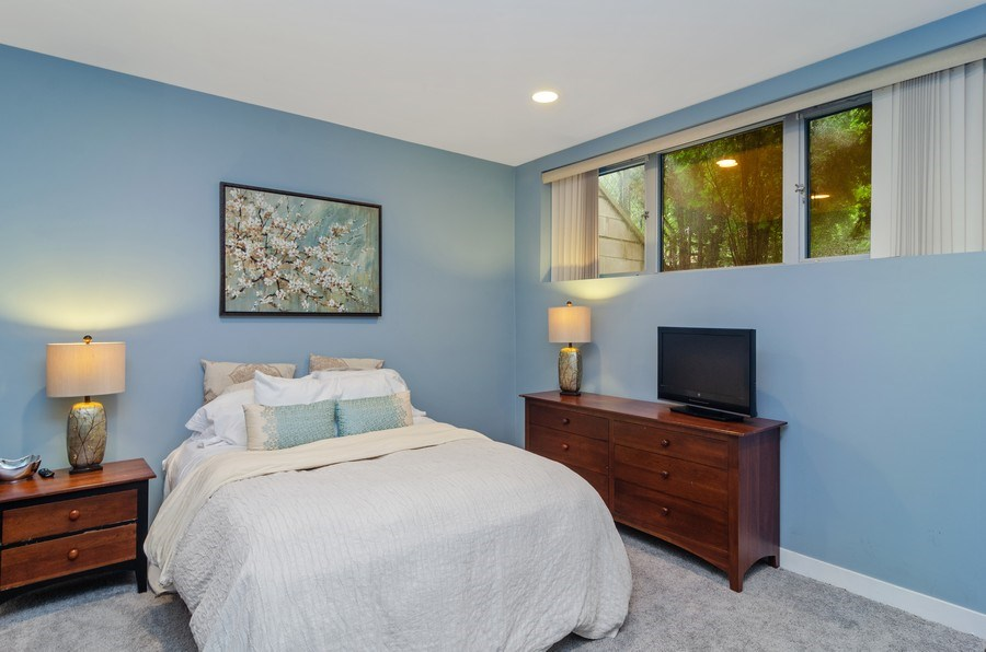 Real Estate Photography - 2141 W. Churchill Street, Chicago, IL, 60647 - Fourth Bedroom Ensuite
