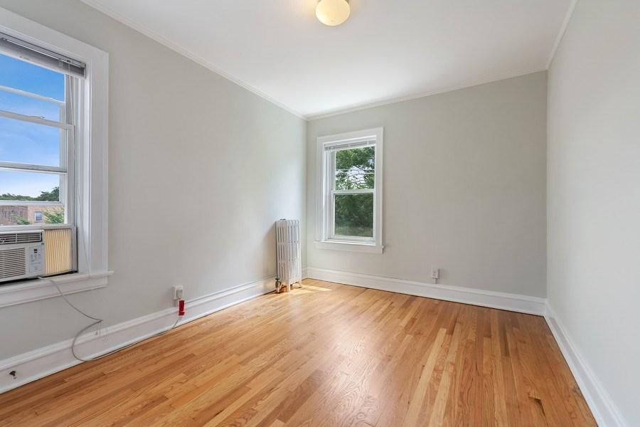Real Estate Photography - 824 Mulford St, Unit 3E, EVANSTON, IL, 60202 - Bedroom