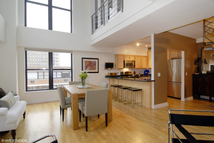 Real Estate Photography - 350 Belden, Chicago, IL, 60614 -