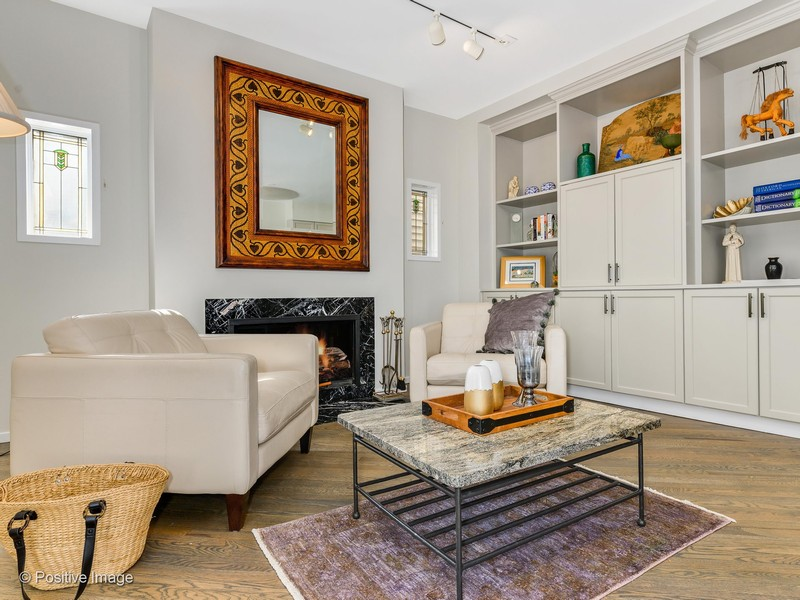 Real Estate Photography - 2051 N Bissell St, Chicago, IL, 60614 -