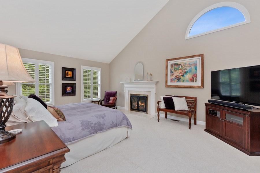 Real Estate Photography - 111 Woodland Drive, Lake Barrington, IL, 60010 - Master Bedroom
