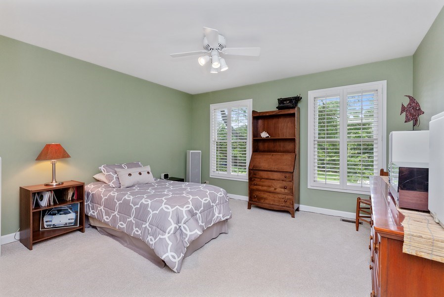 Real Estate Photography - 111 Woodland Drive, Lake Barrington, IL, 60010 - 3rd Bedroom