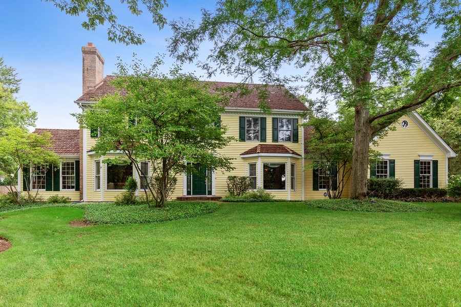Real Estate Photography - 111 Woodland Drive, Lake Barrington, IL, 60010 - Front View