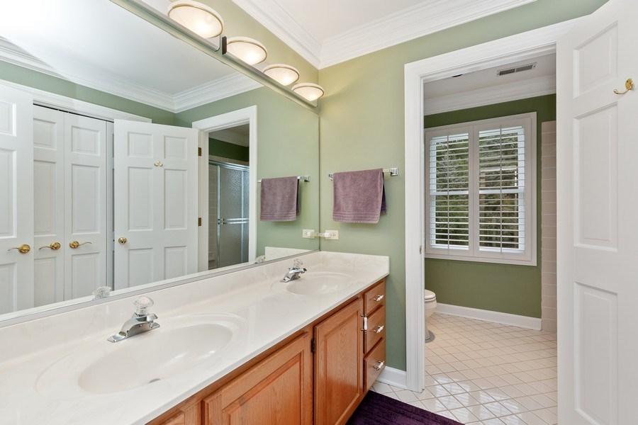 Real Estate Photography - 111 Woodland Drive, Lake Barrington, IL, 60010 - Bathroom
