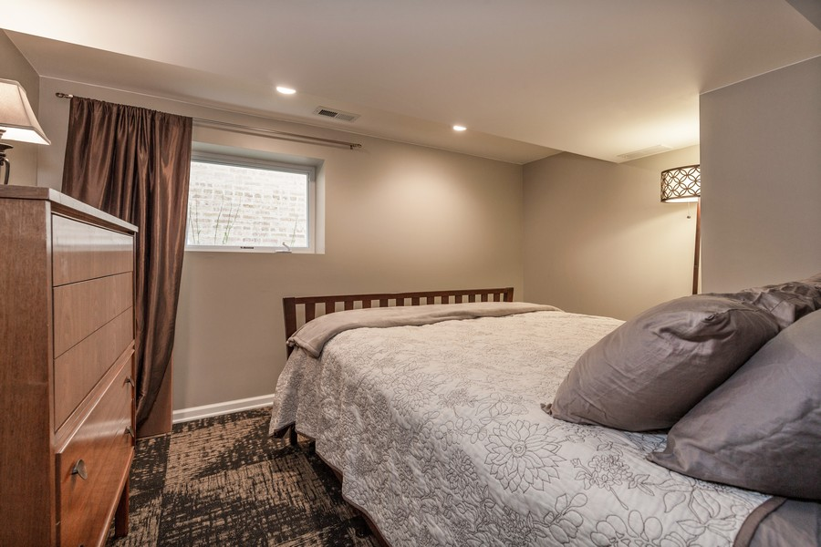 Real Estate Photography - 7940 W Fletcher St, Elmwood Park, IL, 60707 - 4th Bedroom