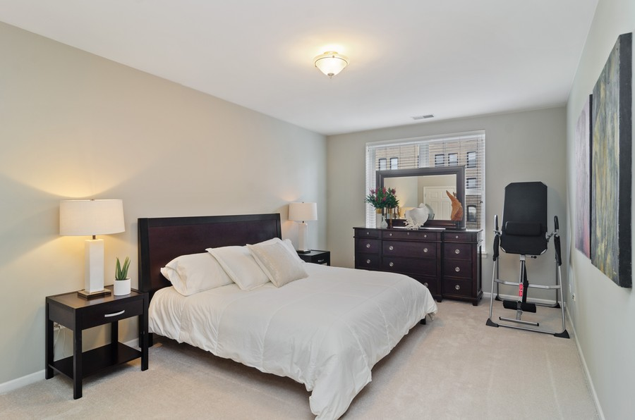 Real Estate Photography - 520 N. Halsted #308, Chicago, IL, 60622 - Huge Master Suite