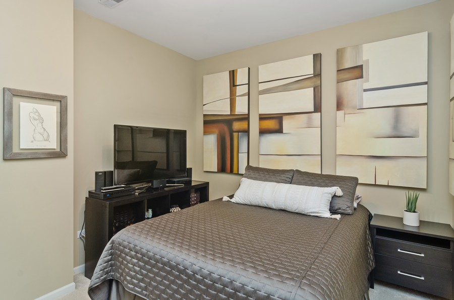 Real Estate Photography - 520 N. Halsted #308, Chicago, IL, 60622 - Third Bedroom / Den / Office