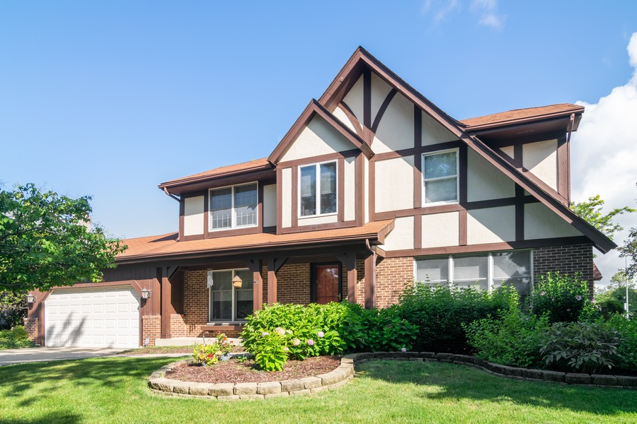 Real Estate Photography - 1508 Eton, Arlington Heights, IL, 60004 - Front View