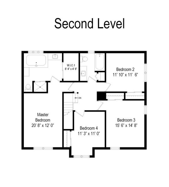 Real Estate Photography - 1508 Eton, Arlington Heights, IL, 60004 -