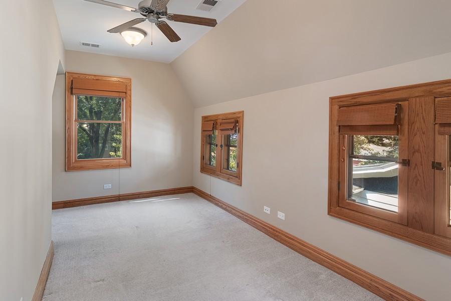 Real Estate Photography - 1023 Wenonah, Oak Park, IL, 60304 - 3rd Bedroom