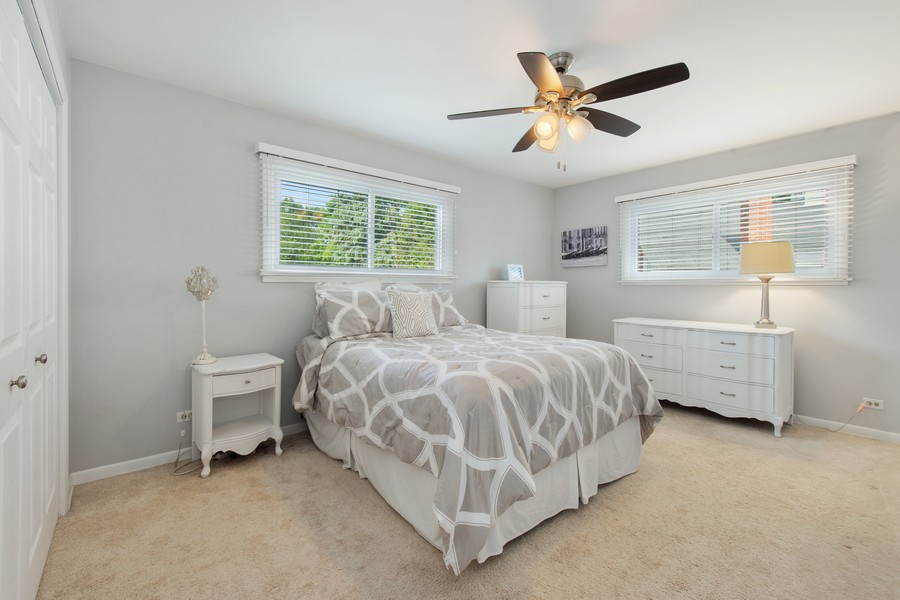 Real Estate Photography - 1315 W Leona Ter, Arlington Heights, IL, 60005 - Master Bedroom