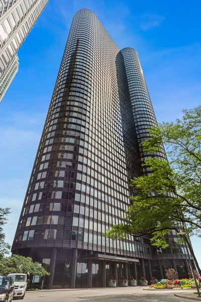 Real Estate Photography - 155 N. Harbor Dr. Unit 2010, Chicago, IL, 60601 - Front View