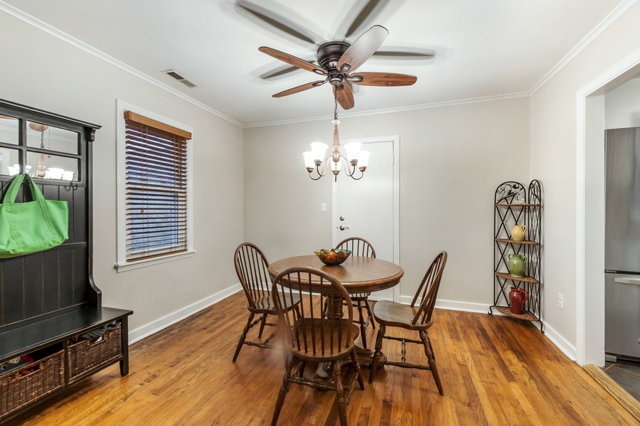 Real Estate Photography - 314 Behm Dr, Grayslake, IL, 60030 - Dining Area