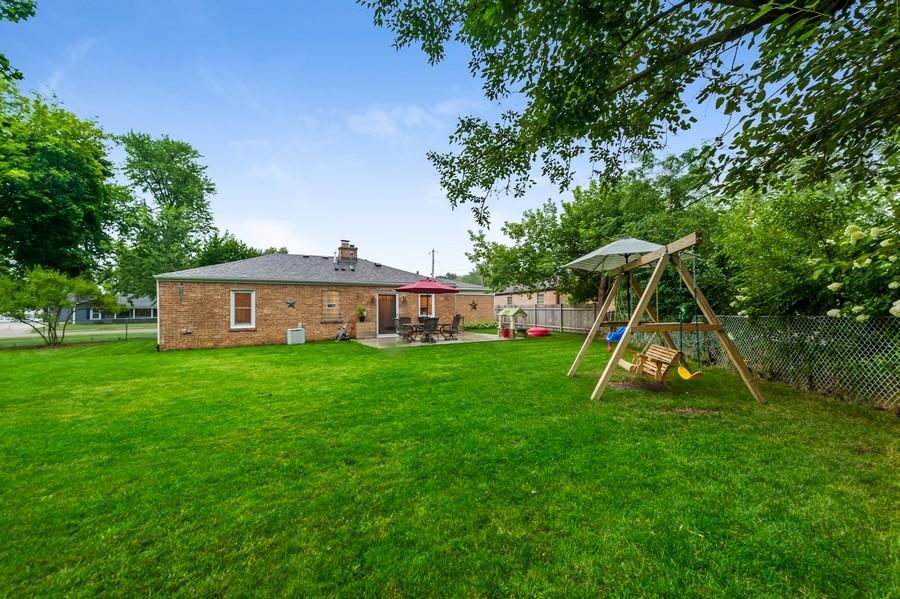 Real Estate Photography - 314 Behm Dr, Grayslake, IL, 60030 - Rear View