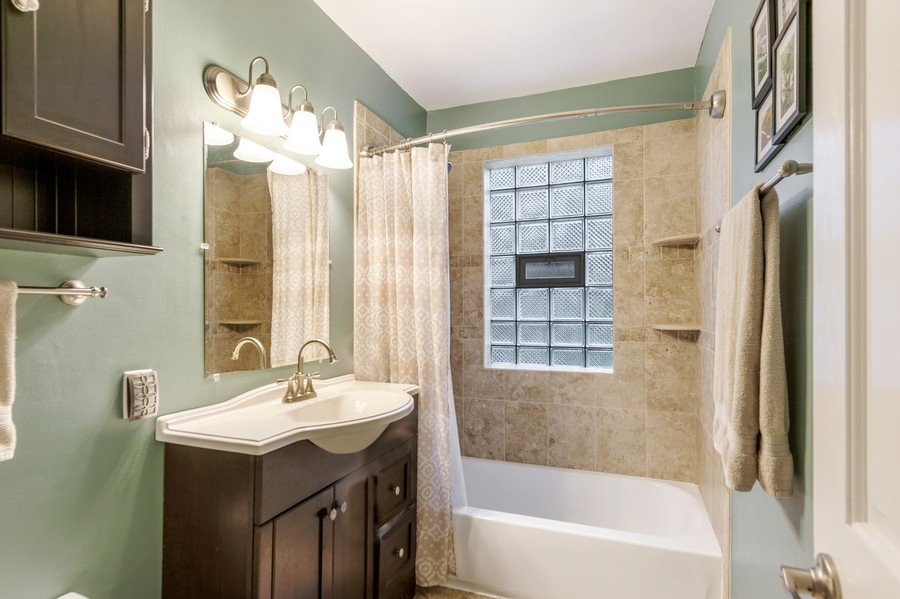 Real Estate Photography - 314 Behm Dr, Grayslake, IL, 60030 - Bathroom