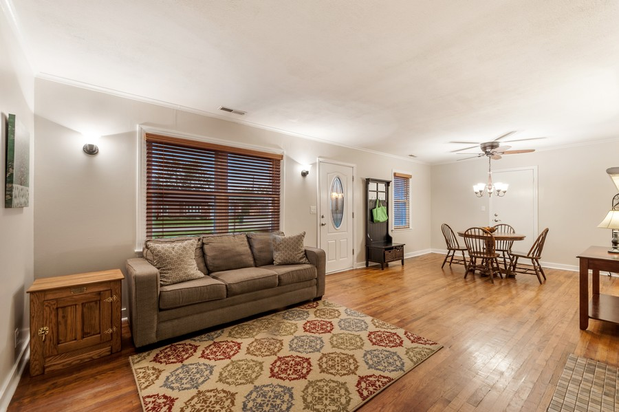 Real Estate Photography - 314 Behm Dr, Grayslake, IL, 60030 - Living Room/Dining Room