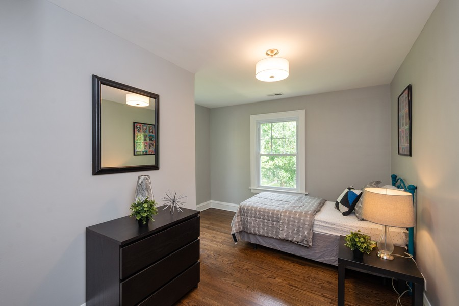 Real Estate Photography - 2230 Forest View Rd, Evanston, IL, 60201 - 4th Bedroom