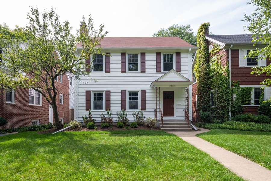 Real Estate Photography - 2230 Forest View Rd, Evanston, IL, 60201 - Front View