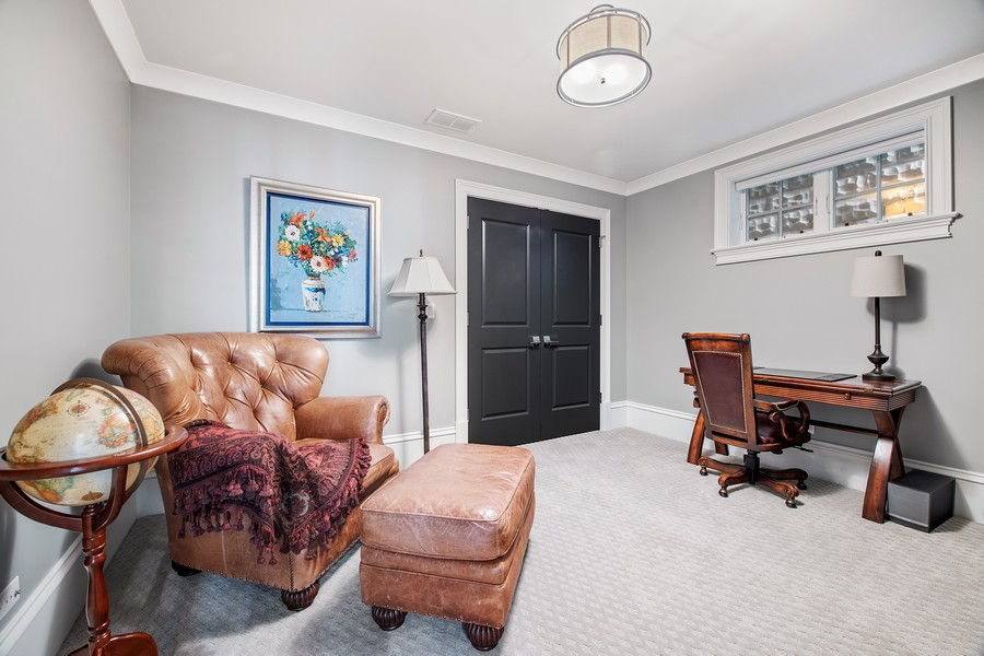 Real Estate Photography - 2019 W School St, Chicago, IL, 60618 - Office