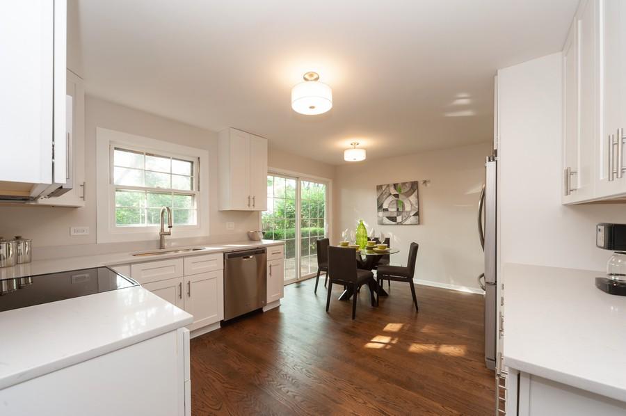 Real Estate Photography - 820 Twisted oak Ln, Buffalo Grove, IL, 60089 - Kitchen / Breakfast Room