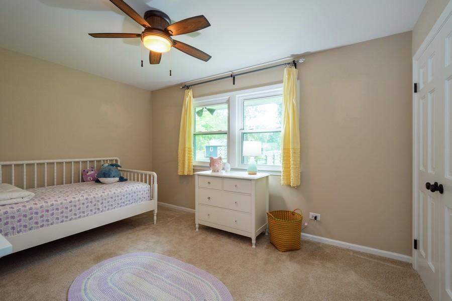Real Estate Photography - 668 Old Barrington Rd, Barrington, IL, 60010 - 3rd Bedroom