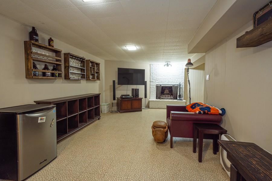 Real Estate Photography - 668 Old Barrington Rd, Barrington, IL, 60010 - Basement