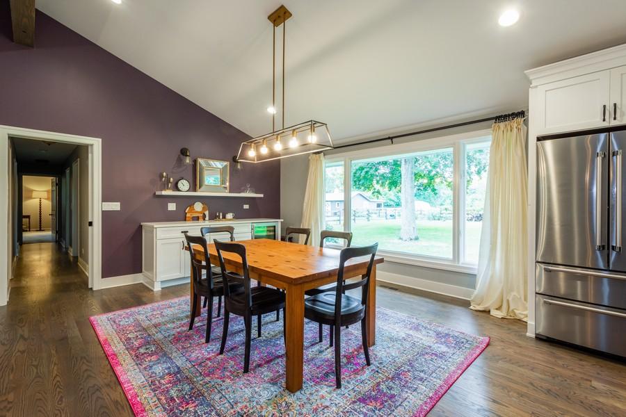 Real Estate Photography - 668 Old Barrington Rd, Barrington, IL, 60010 - Dining Area