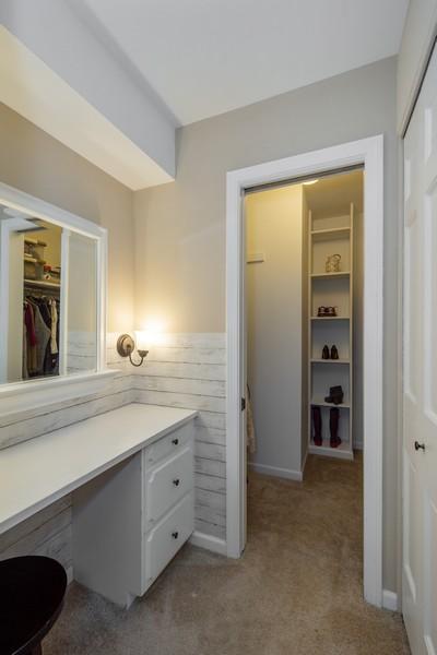 Real Estate Photography - 668 Old Barrington Rd, Barrington, IL, 60010 - Master Bedroom Closet