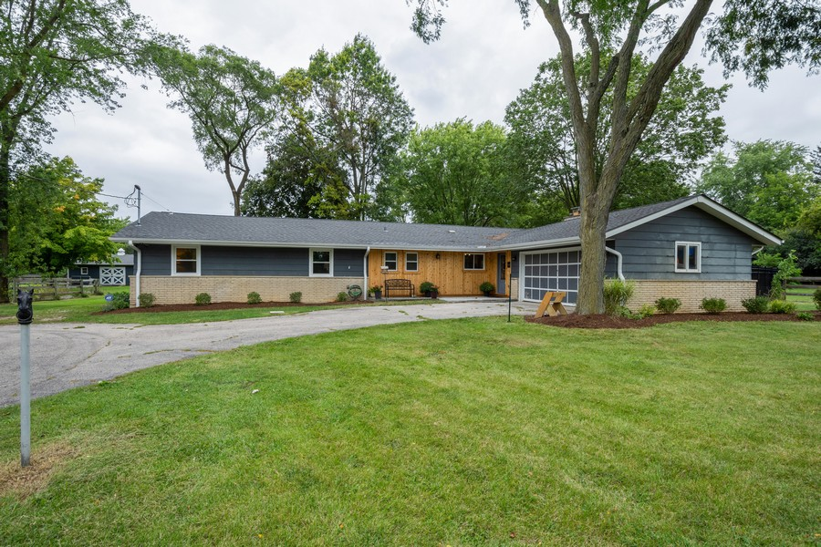 Real Estate Photography - 668 Old Barrington Rd, Barrington, IL, 60010 - Front View