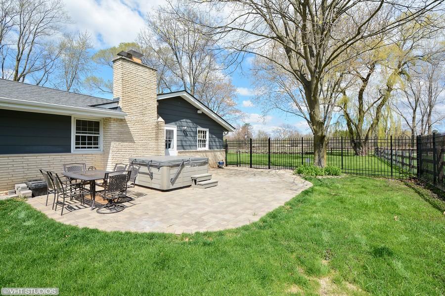 Real Estate Photography - 668 Old Barrington Rd, Barrington, IL, 60010 -