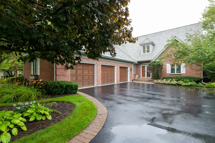 Real Estate Photography - 4658 Red Wing Lane, Long Grove, IL, 60047 - Front View
