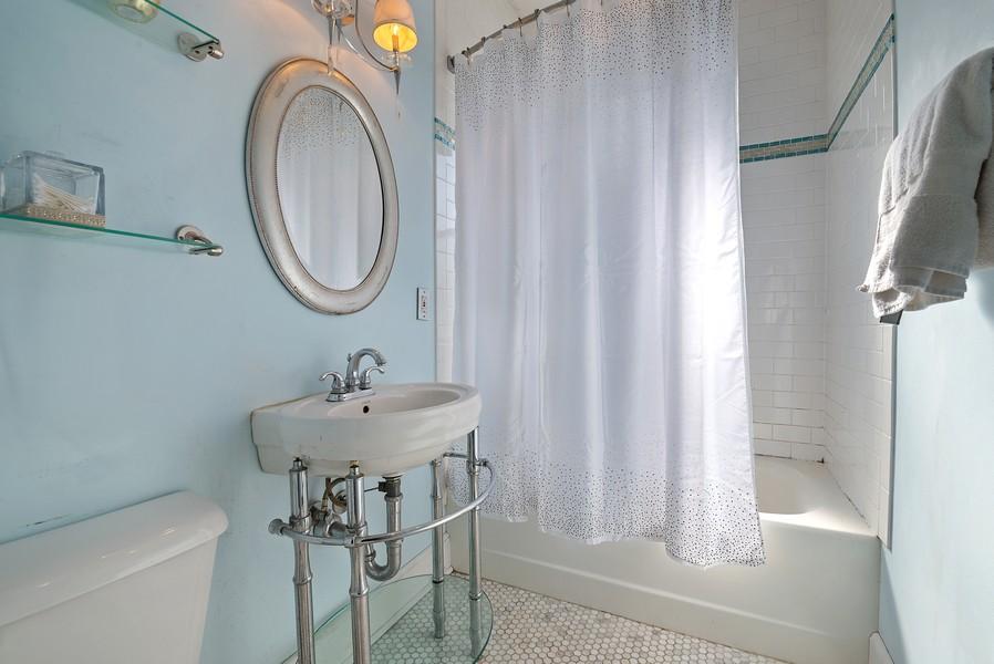 Real Estate Photography - 5812 N Wayne Ave, Unit 3B, Chicago, IL, 60660 - Bathroom