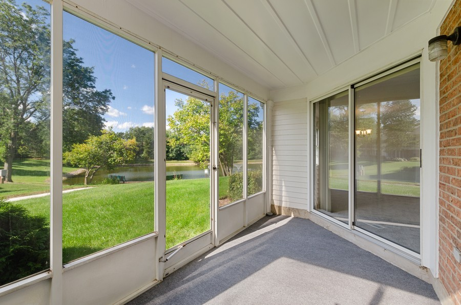 Real Estate Photography - 816 Butternut Lane, Mount Prospect, IL, 60056 - Porch
