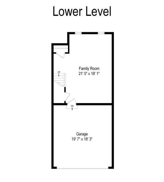 Real Estate Photography - 186 N Marion Ave, Oak Park, IL, 60302 - Floor Plan
