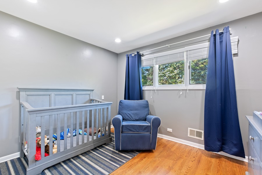 Real Estate Photography - 1773 Winthrop Rd, Highland Park, IL, 60035 - 3rd Bedroom